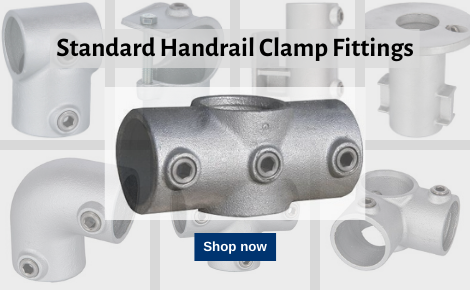 Standard Handrail Clamp Fittings